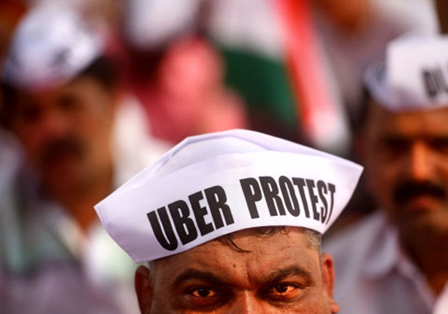 Uber-ProtestBCCL
