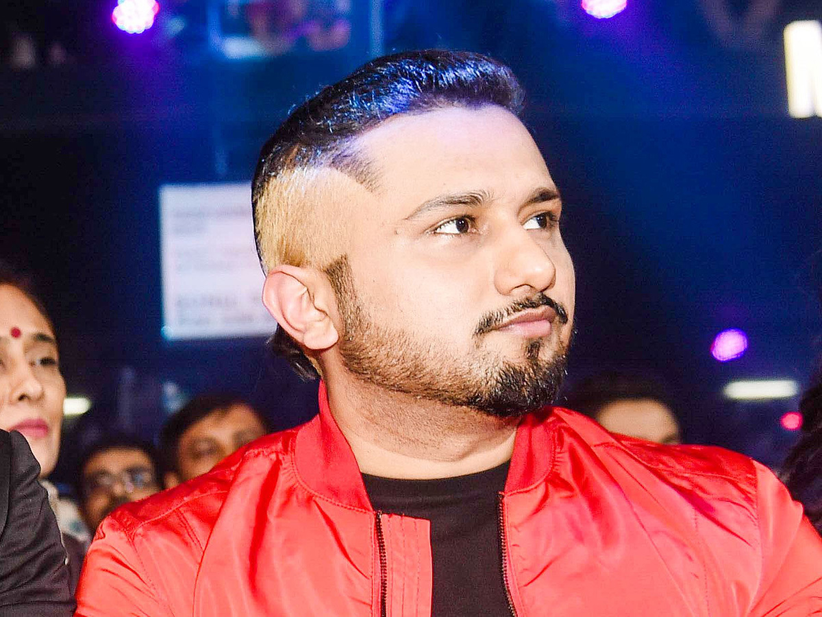 A criminal case was registered against Honey Singh (in pic) for using lyrics like 'Mein hoon womaniser' (I am a womaniser).​