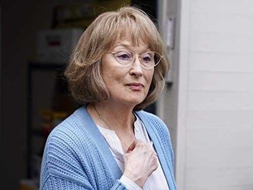 ​Meryl Streep joined the cast for season 2 of the show​.