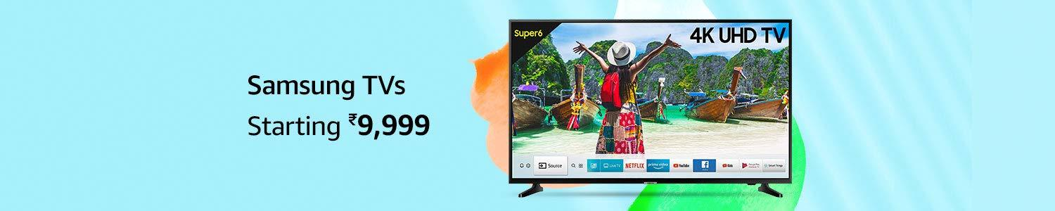 Best Offers on Samsung TV's