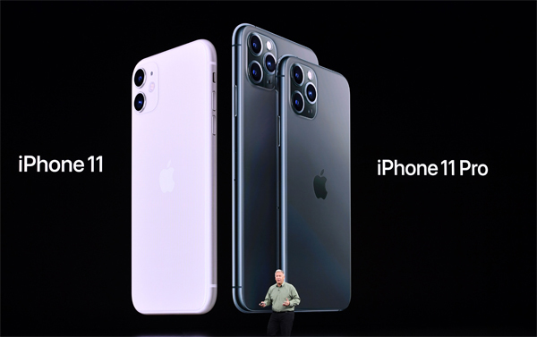 ​All the new iPhones run Apple's A13 Bionic chip​.