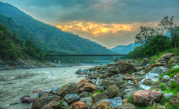 Rishikesh​ was among the fastest growing destinations in the first half of 2019.