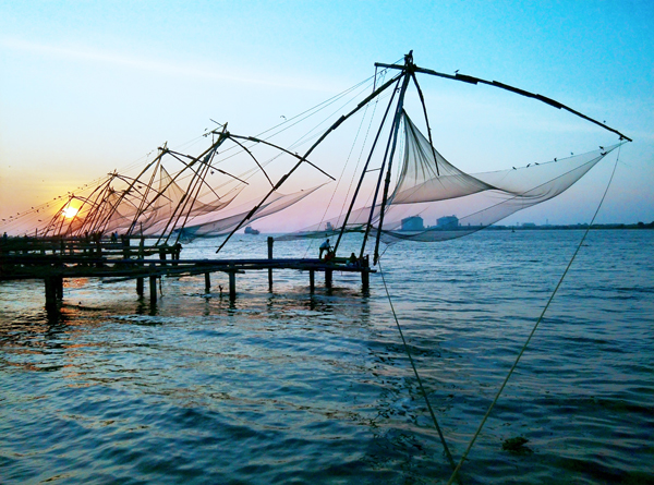 Kochi was among the top picks for domestic travellers.
