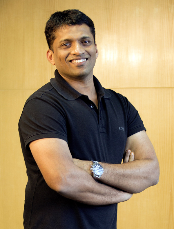 With a net worth of $1.91 billion, Byju Raveendran made his debut on the list this year.