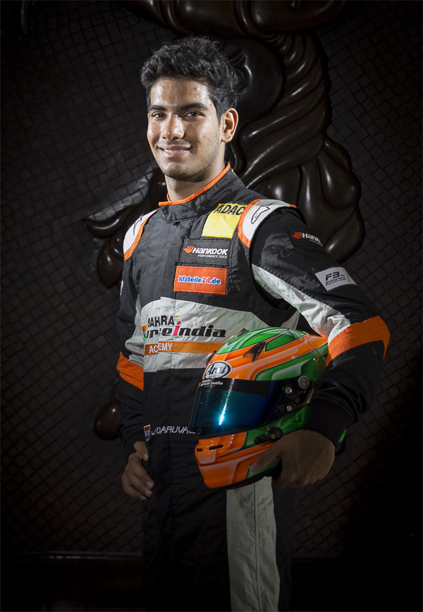 Daruvala's knee surgery meant he was unable to race at the season ending World Cup at the Macau Grand Prix.