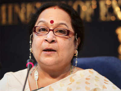 Jayanthi Natarajan happy at India's success at Rio+20 summit